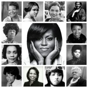 Photo of Prominent African American Women Leaders by NAACP.org